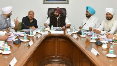 Nine New Ministers Inducted into Amarinder Government; Other Hopefuls Sulk