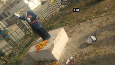 Dr BR Ambedkar's Statue Vandalised in Allahabad, Ahead of Ambedkar Jayanti on April 14
