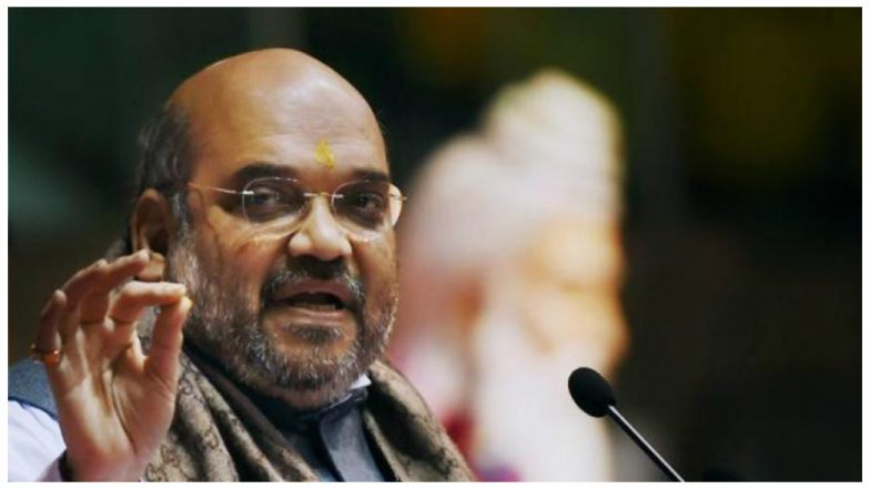 Amit Shah Says Pro-Godse Remarks of Anant Hegde, Pragya Thakur, Nalin Kateel 'Taken Seriously', BJP's Disciplinary Committee to Decide