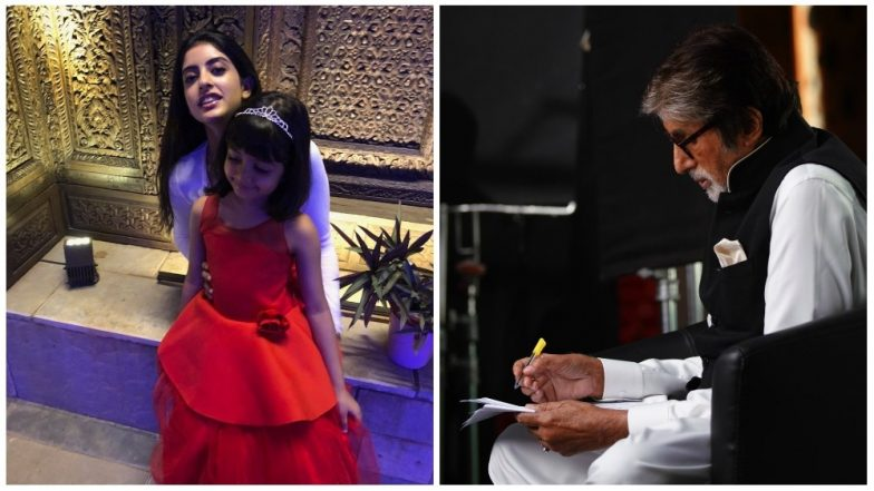 Amitabh Bachchan Wishes Happy Women's Day in Style, Shares Pics of Women of his House With a Strong Message