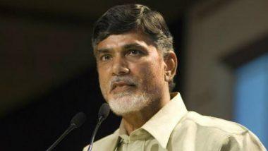 Andhra Pradesh CM Chandrababu Naidu Continues Tirade Against Narendra Modi over Fast Protest, SCS