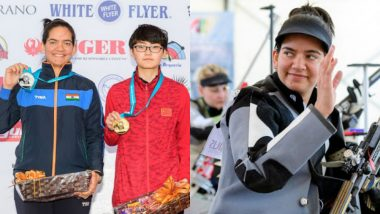 International Shooting Sport Federation (ISSF) World Cup: Shooter Anjum Moudgil Grabs Silver At World Event Held In Guadalajara, Mexico