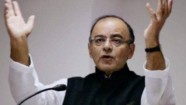 Arun Jaitley Addresses IBLA 2018, Says Opposition 'Nawabs of Negativity', PM Modi Set to Get Re-Elected