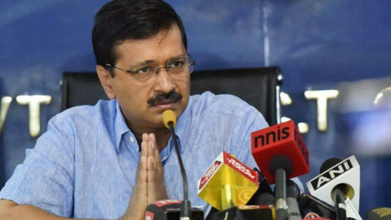 Delhi Chief Minister Arvind Kejriwal apologises to Kapil Sibal
