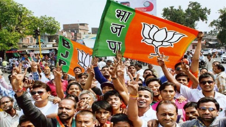 BJP leads in Tripura, Congress races ahead in Meghalaya