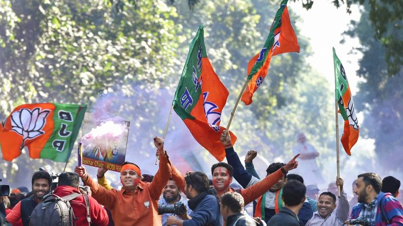 BJP receives blow in UP, struggles in Bihar