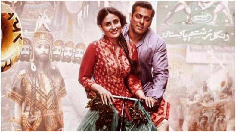 Salman Khan's 'Bajrangi Bhaijaan' collects Rs 117 crore at Chinese Box Office