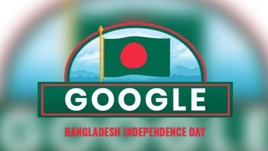 Bangladesh Independence Day 2018: Google Dedicates Doodle To Celebrate 48th Independence Day