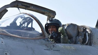 Bhawana Kanth Becomes India's Second Woman Pilot To Fly Fighter Aircraft Solo, Creates History