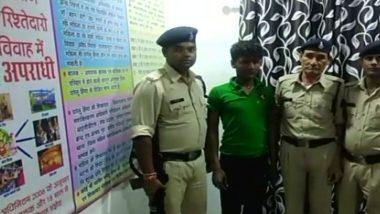 MP Journalist Murder: Police Arrests Accused Driver Who Ran Over Journalist in Bhind