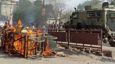 Bihar Communal Riots: Clashes Erupt in Nawada over Vandalised Idol