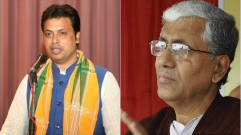 After Tripura Assembly Election Results 2018'Poor Man's CM Manik Sarkar Likely to be Replaced by'RSS Man Biplab Kumar Deb
