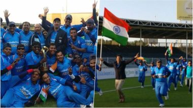 Blind Cricket Association Awaits Recognition From BCCI Post Winning Blind Cricket World Cup