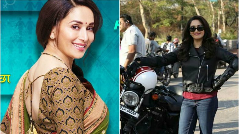 Teaser of Madhuri Dixit's Bucket List is out