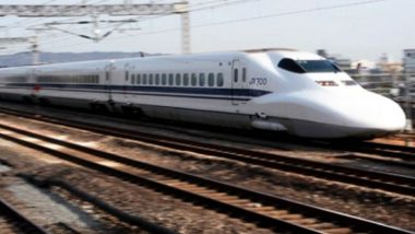 Bullet Train Project For Mumbai-Ahmadabad Route: Maharashtra Government to Acquire Land 'Forcefully', Process to Complete in Two Months