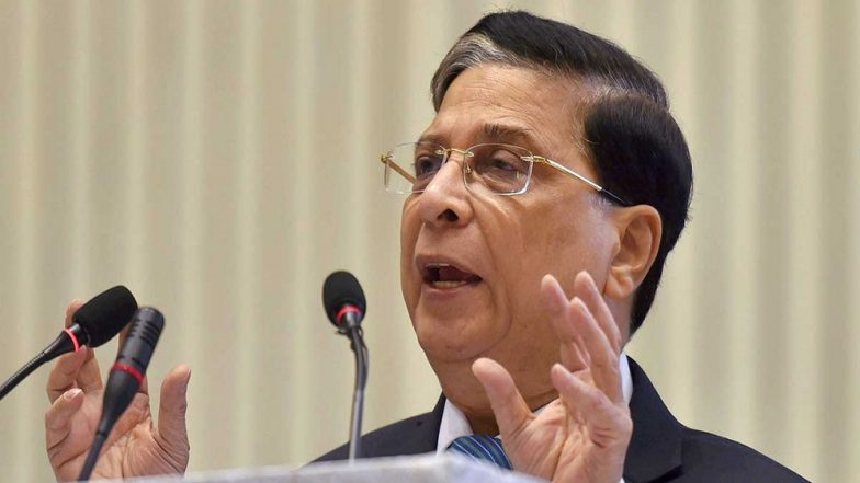 CJI Dipak Misra impeachment bid gathers pace
