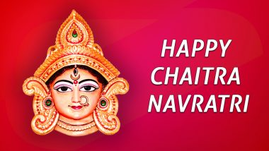 Chaitra Navratri Greetings 2018: Wish Your Friends & Relatives With These GIF Images, WhatsApp, Facebook & Instagram Messages This Festive Season