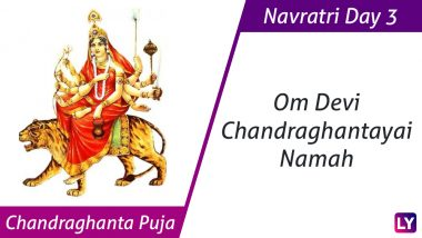Chaitra Navratri 2018 Day 3: Worship Chandraghanta Mata, the Third Form of Goddess Durga
