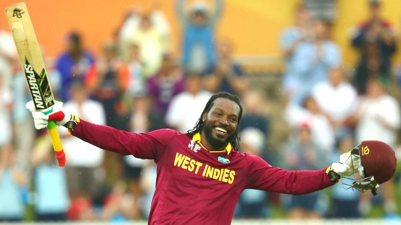 Chris Gayle Scores Century Against UAE: List of All ODI Centuries Hit by  West Indies