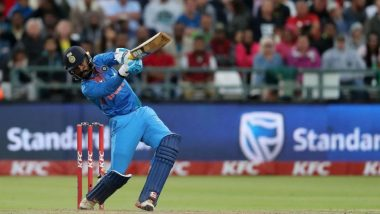 India vs West Indies Highlights 3rd T20I 2018: IND 182/4 in 20 Overs, Win by Six Wickets