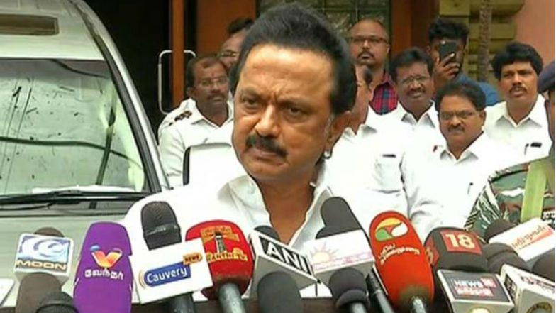 I've been misquoted on support to 'Dravida Naadu', Stalin asserts