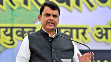 Maharashtra Rains: Devendra Fadnavis Requests Karnataka to Release Water From Almatti Dam to Avoid Flood Like Situation in Kolhapur