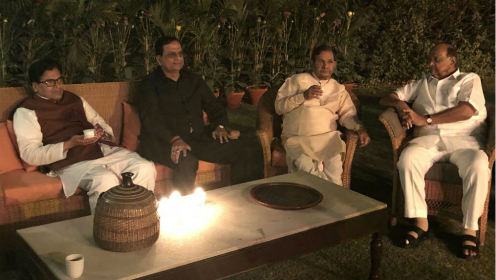 19 parties leaders attend Sonia's 'dinner diplomacy'