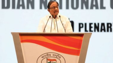 Demonetisation Was a Big Lie, BJP Government Pushed People Into Poverty: P Chidambaram