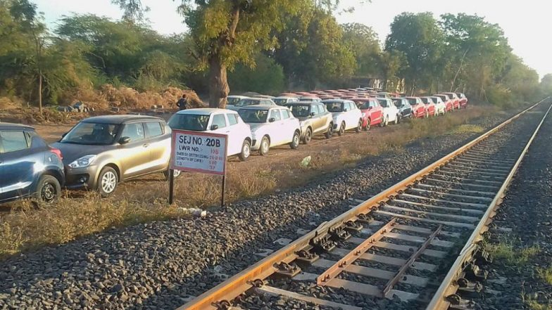 Maruti Suzuki Cars to be Transported Anywhere in India as Railways Ties up With Automobile Giant