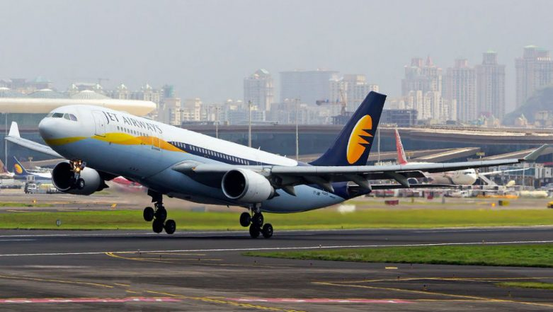 Jet Airways' B737 MAX Aircraft Not Operational