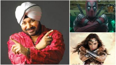 Sorry Wonder Woman, Daler Mehndi Made This Pose Famous Before You and Deadpool!
