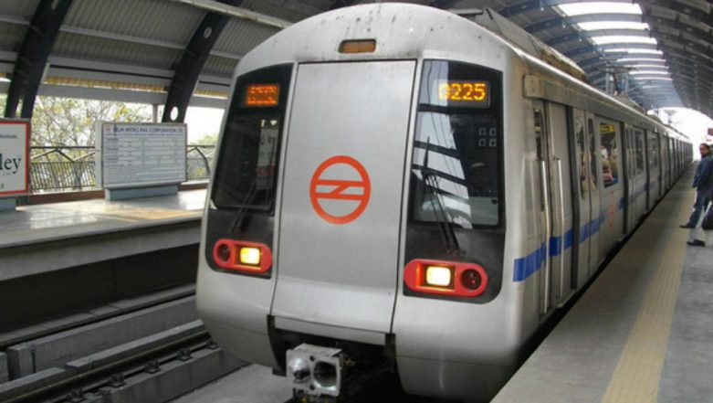 Delhi: Woman Falls on Metro Track at Dwarka Mor Station, Rescued