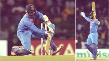 Dinesh Karthik Heroic Six Helps India Win Nidahas Trophy Final: List of All Last-Ball-Six Winning Nail-Biting Matches in T20I History