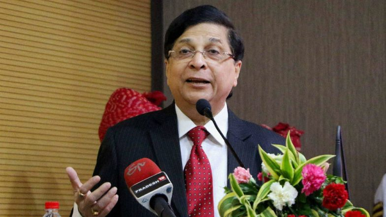 Cong, opposition draft impeachment motion vs CJI Dipak Misra