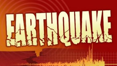 Earthquake in Jammu and Kashmir: Quake of Magnitude 5.0 Jolts J&K, Tremors Felt in Himachal Pradesh