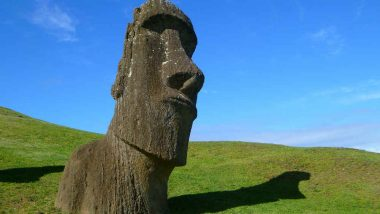 Easter Island: Moai Statues on One of The World's Most Remote Islands is Under Threat of Global Warming