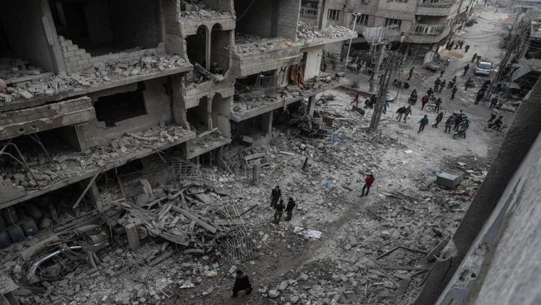 Looking At Eastern Ghouta's Horrendous Death Toll Through The Prism Of Older U.S.-Russia Proxy Wars