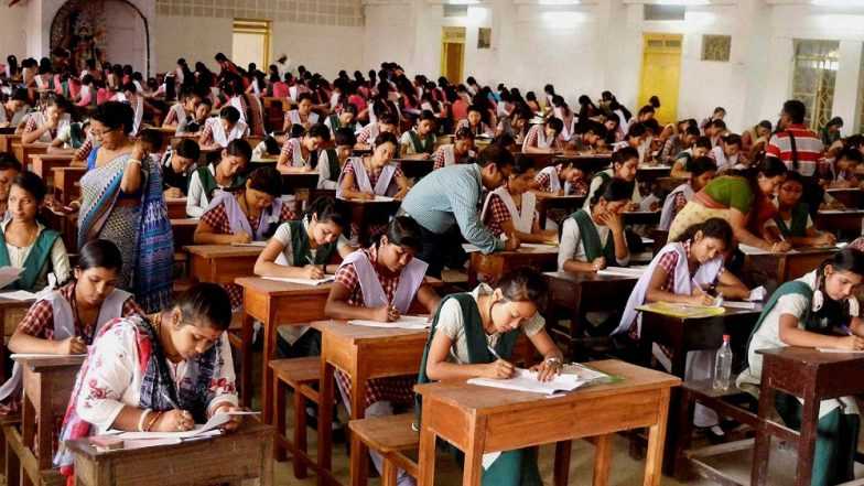 Students, teachers booked for malpractice in SSC exam