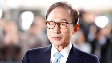 Ex-South Korean President Lee Myung-bak Arrested Over Corruption Scandal