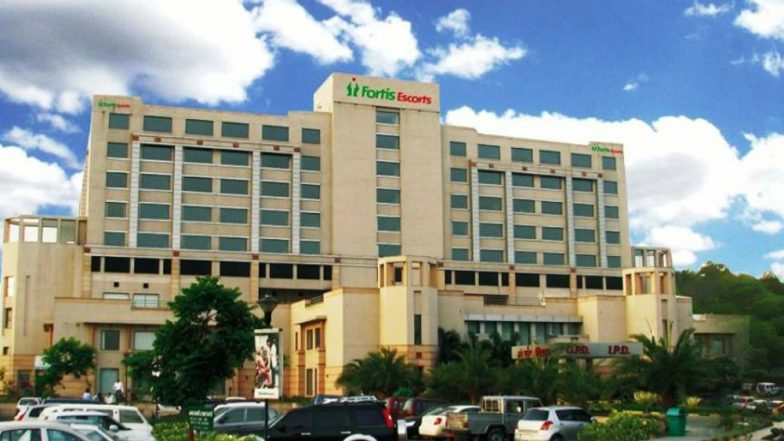 Fortis Healthcare Chief Executive Officer Bhavdeep Singh Resigns