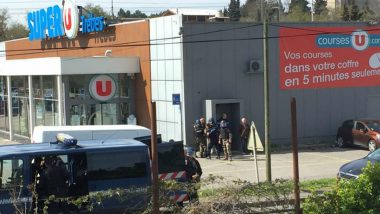 Shooting in South France News Update: Hostage Situation At French Trebes Supermarket, 2 Killed