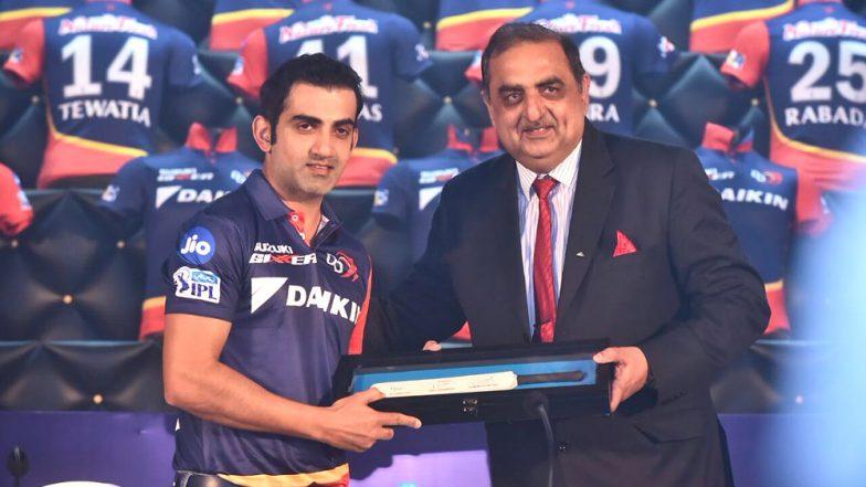 IPL 2018: Gautam Gambhir officially appointed as Delhi Daredevils captain