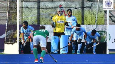 Sultan Azlan Shah Cup: India Squander Lead to Suffer Shocking Loss to Ireland