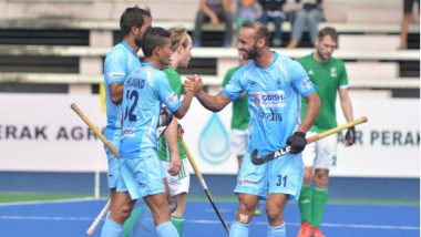 Sultan Azlan Shah Cup: India beat Ireland 4-1 to Take Fifth Spot