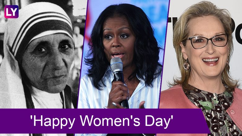 International Women's Day 2018: Encouraging Quotes by 10 Popular Women That Will Motivate You For a Better Future