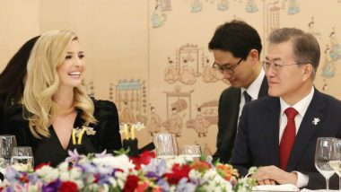 Ivanka Trump & Moon Jae-in Were Called A 'Killer Couple;' South Korea Demands An Apology From A Turkish TV Channel
