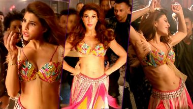 Baaghi 2 Song Ek Do Teen: Jacqueline Fernandez as Mohini is Hotter Than Madhuri Dixit? VIDEO