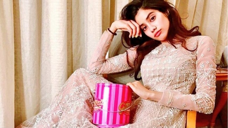 Janhvi Kapoor Picks Her Dream Wedding Destination and It's Nothing Unusual