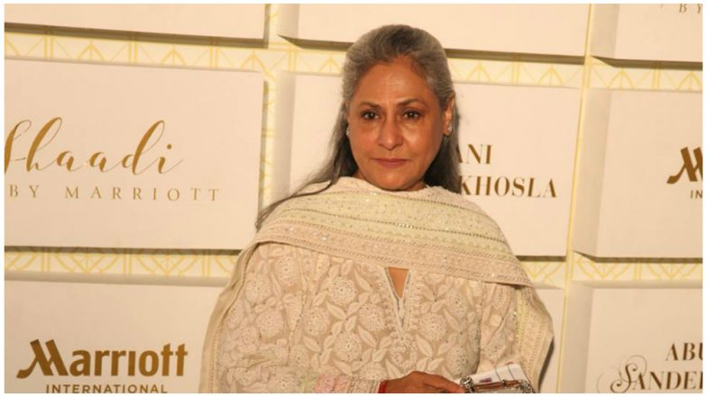 RS polls: Jaya Bachchan to be Samajwadi candidate