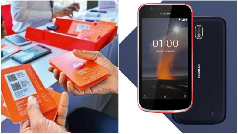 Jio-Nokia 1 Mobile Offer: Details of Reliance's Rs. 2,200 Cashback Deal for HMD Global's Latest Phone in India